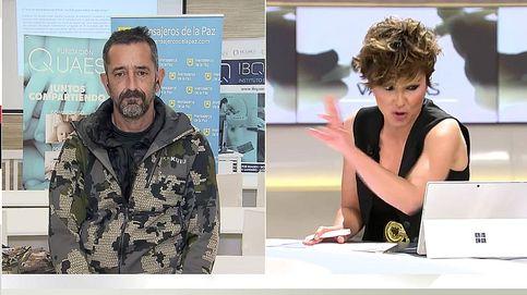 El doctor Cavadas hace saltar por los aires su entrevista con Sonsoles Ónega