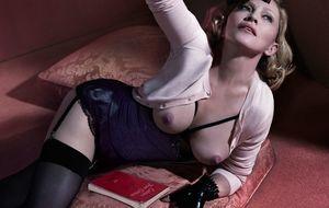 La erótica Madonna a los 56 años (con o sin Photoshop)