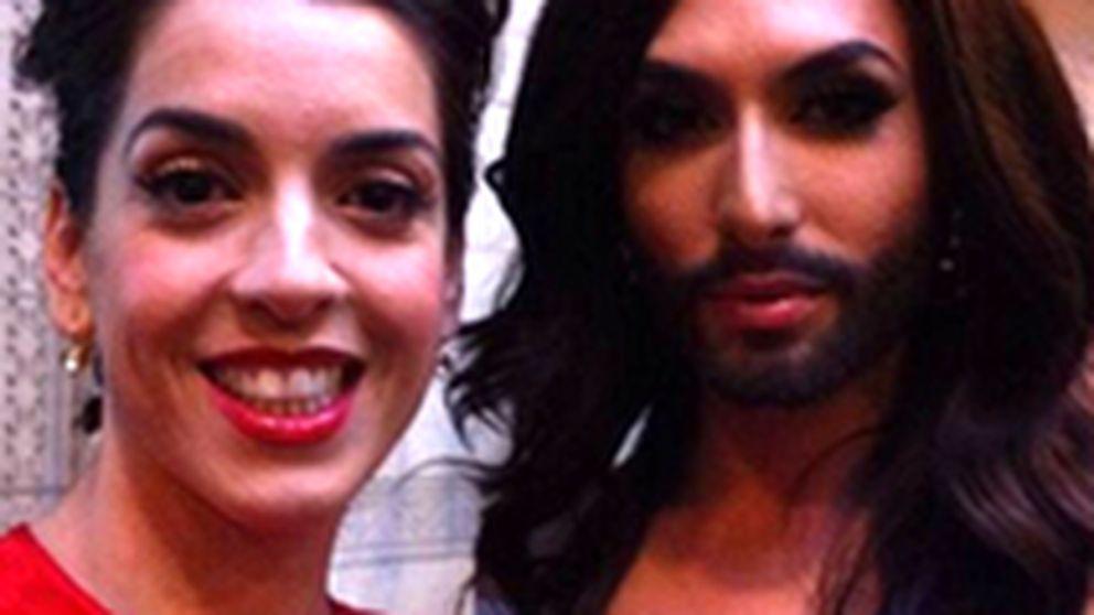 Conchita Wurst y Ruth Lorenzo darán el pregón del Orgullo Gay en Madrid