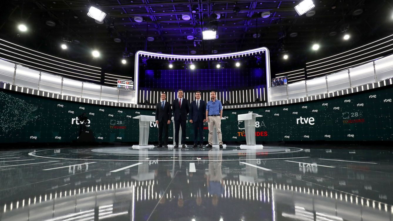 Mediaset se descuelga del debate a cinco y el PP pide que se haga tras los datos del paro