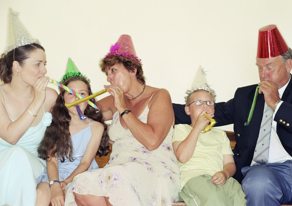 Foto: Sobrevivir a una fiesta de cumpleaños infantil puede ser más sencillo si sigues estos consejos. (Corbis)