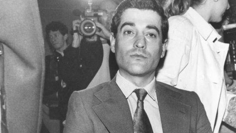 José Antonio Rguez. Vega, el Mataviejas, en una imagen de 1988.