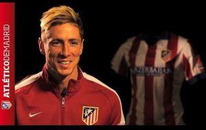 La vuelta de Fernando Torres tras siete años y medio que se le han hecho largos