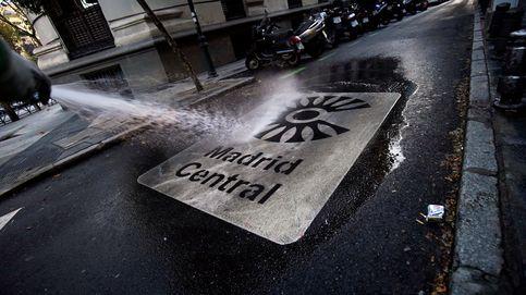 Madrid central, en directo: los tiempos de viaje en el centro se reducen hasta en un 50%