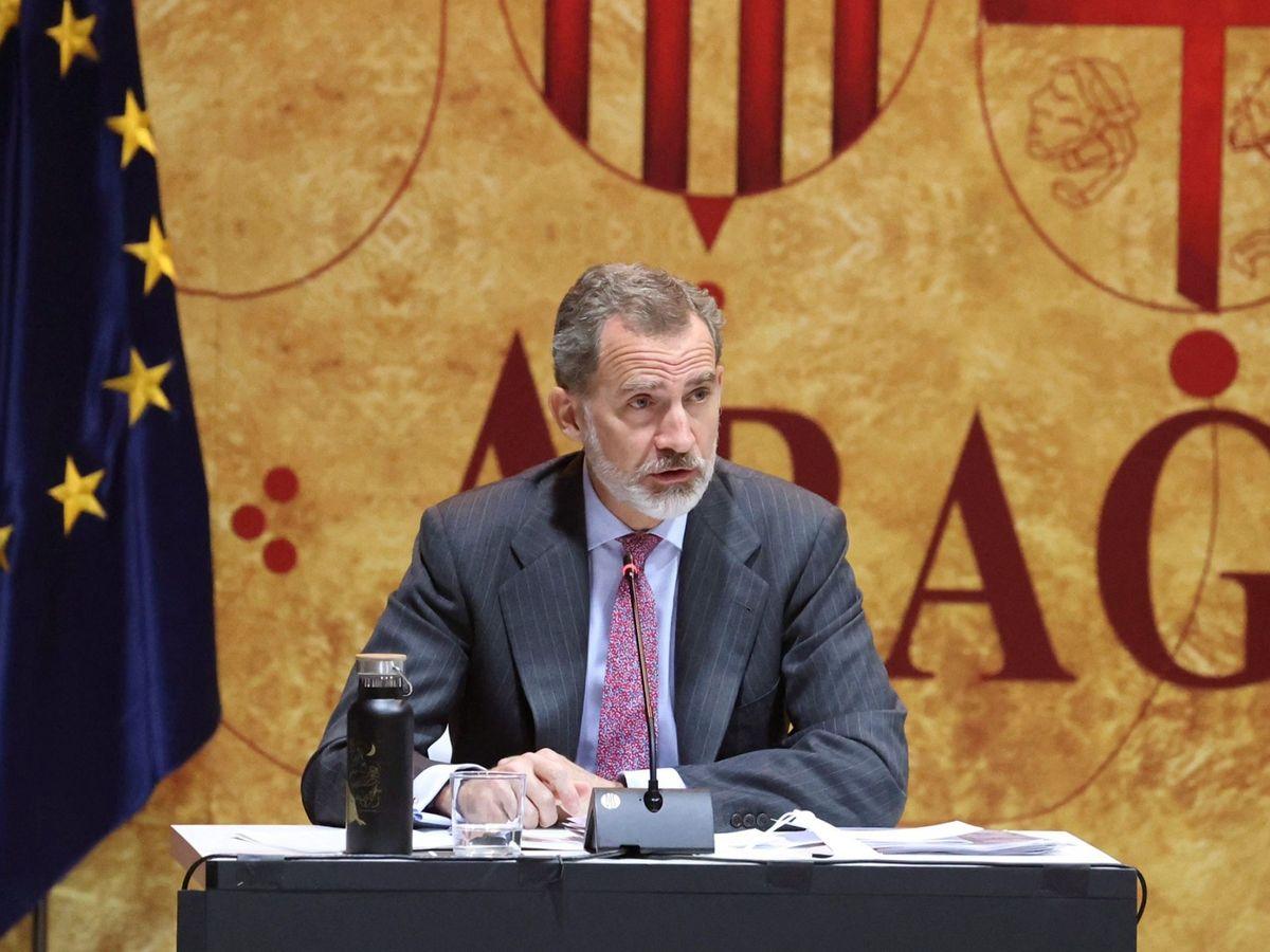 Foto: Felipe VI. (EFE)