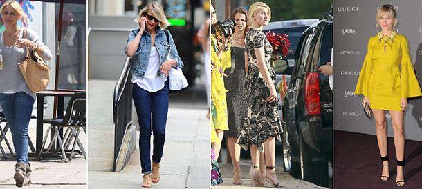 Foto: Cameron Diaz pasa de modelo a actriz y, ahora a diseñadora y empresaria de moda