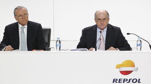 Repsol gana un 18% menos con Gas Natural y anticipa los débiles números de la eléctrica