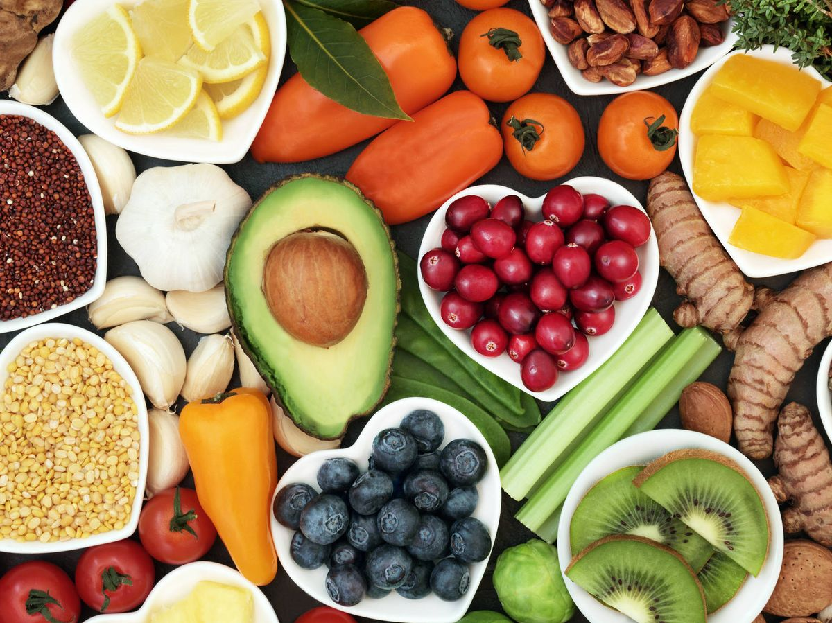 Los alimentos reales contienen polifenoles