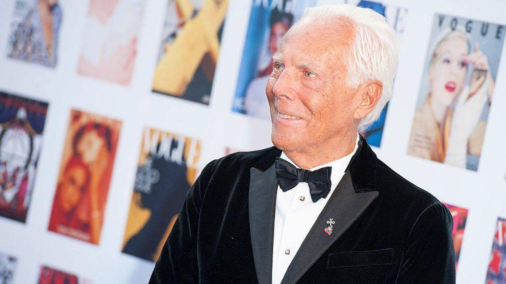 Giorgio Armani, un diseñador que revolucionó la moda masculina