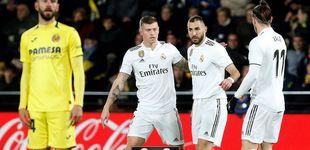 Post de El Real Madrid es un castigo: fútbol triste y una nueva lesión de Bale