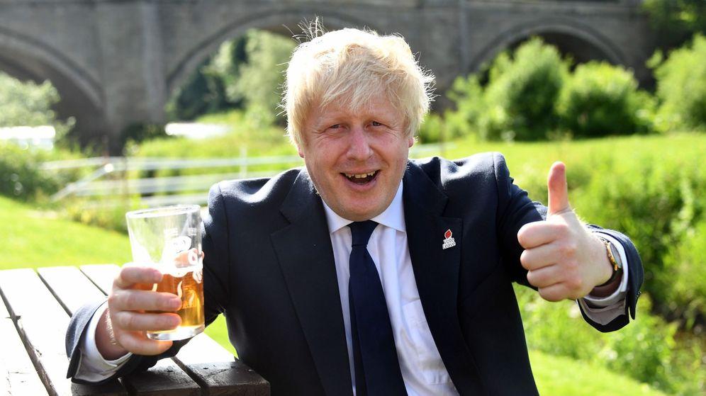 Foto: El exalcalde de Londres, el tory Boris Johnson (EFE)