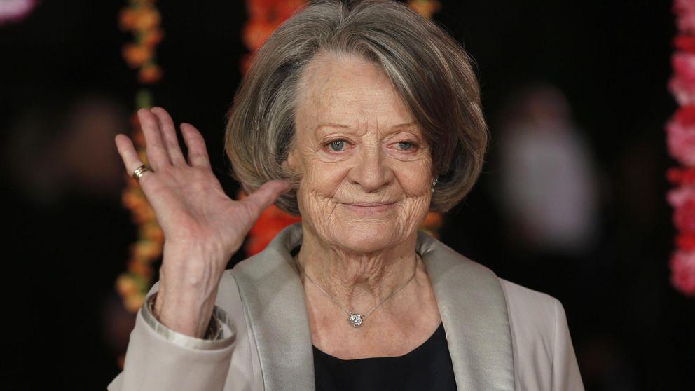 Maggie Smith, Violet en 'Downton Abbey': su batalla contra el cáncer y su mayor pérdida