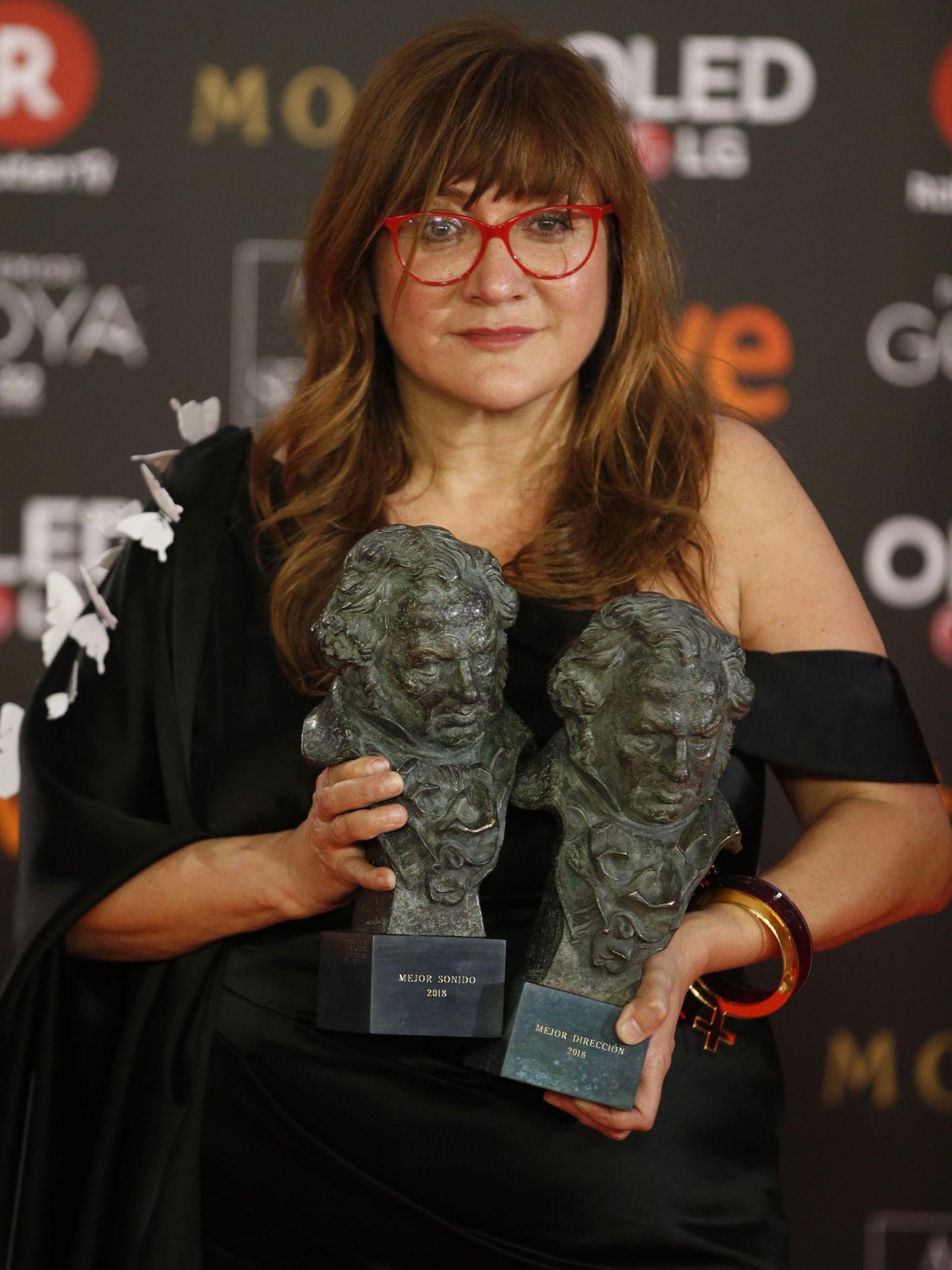 La realizadora Isabel Coixet. (EFE)