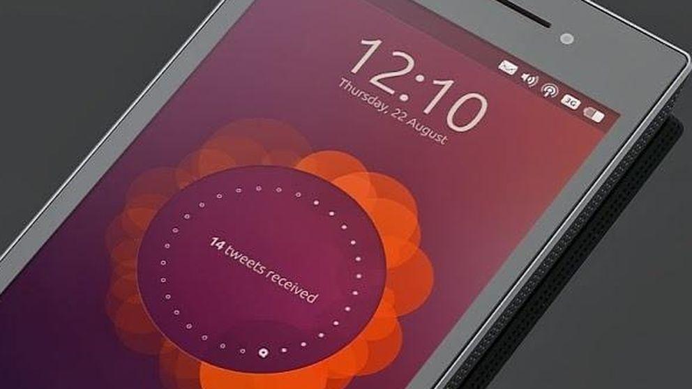Ubuntu apuesta por la convergencia y lanzará un móvil que se convierte en PC
