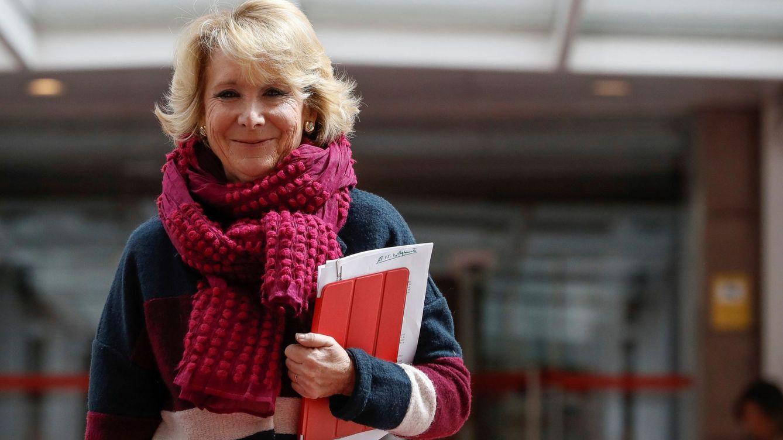 Las cuatro vidas judiciales de Aguirre: Gürtel, Púnica, Lezo... y ahora Campus