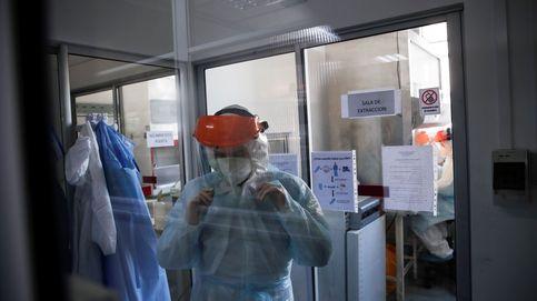 La última batalla de los voluntarios que han hecho 35.000 PCR a ancianos en residencias