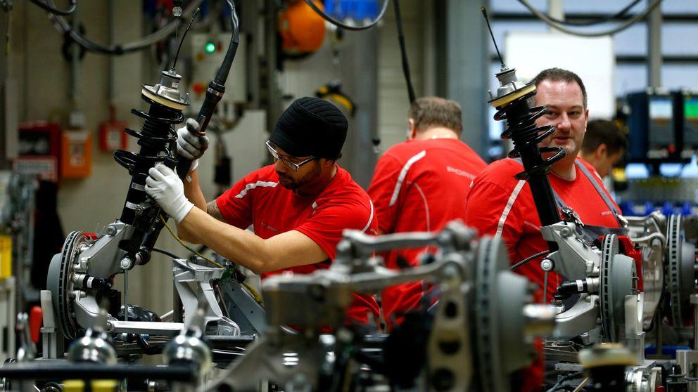La producción industrial cae un 2% en junio tras dos meses en positivo