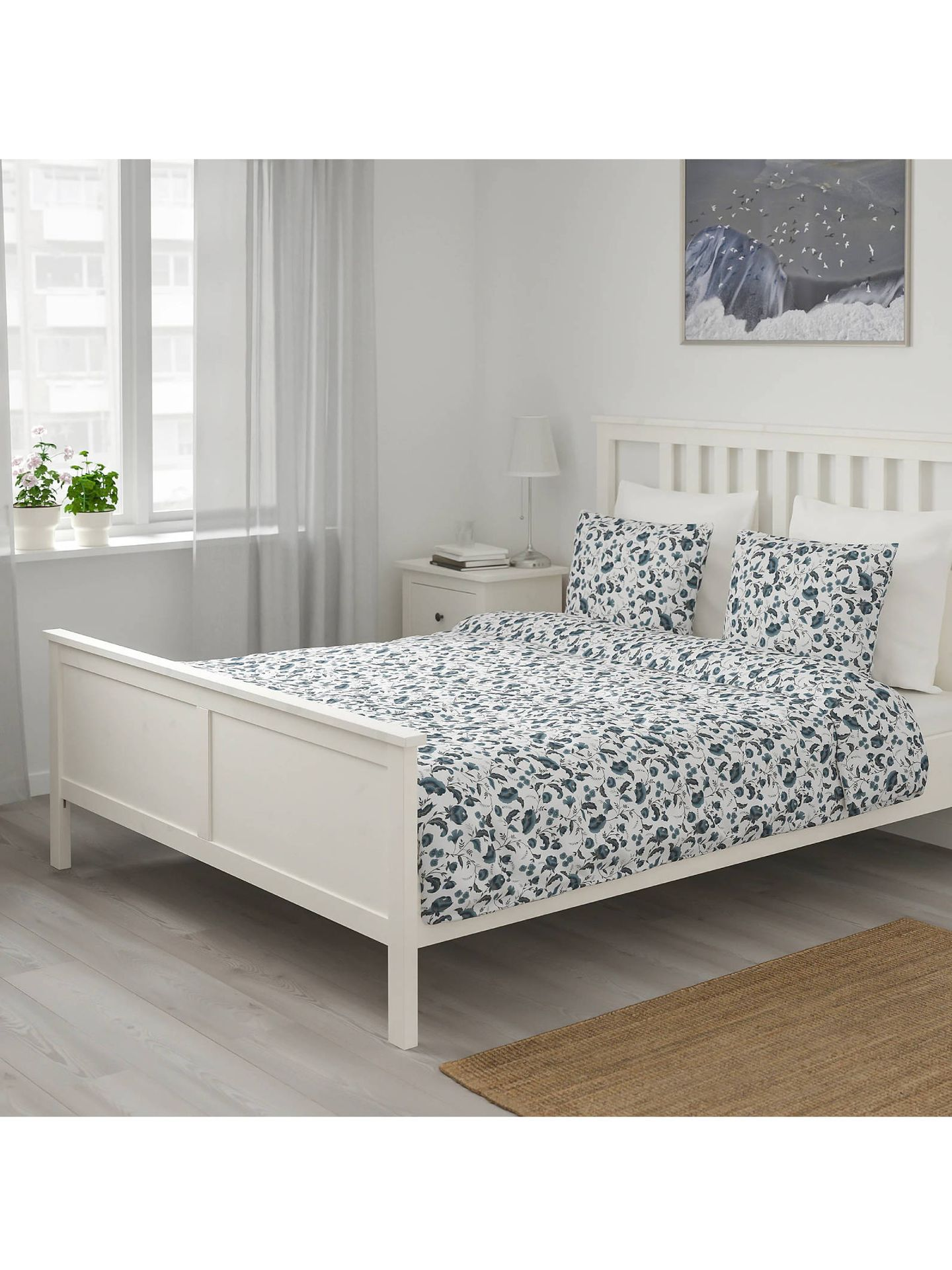 Fundas nórdicas de Ikea para tu dormitorio. (Cortesía)