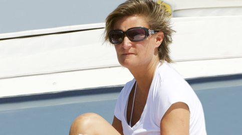 María Zurita: el verano de 'cubo y pala' de la sobrina de don Juan Carlos en Marbella