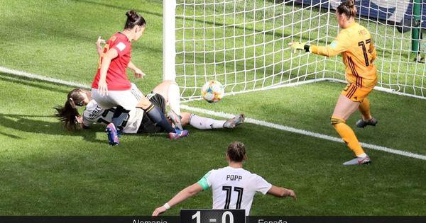 Asi vivimos el Alemania - España, derrota de la Seleccion en el Mundial femenino