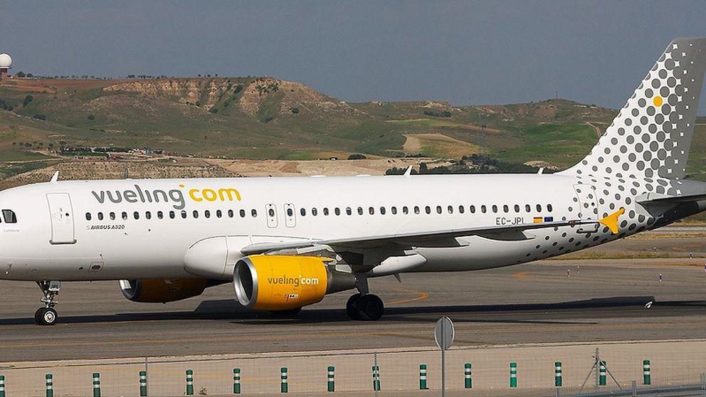 Vueling y Telefónica ofrecerán wifi de alta velocidad en los aviones