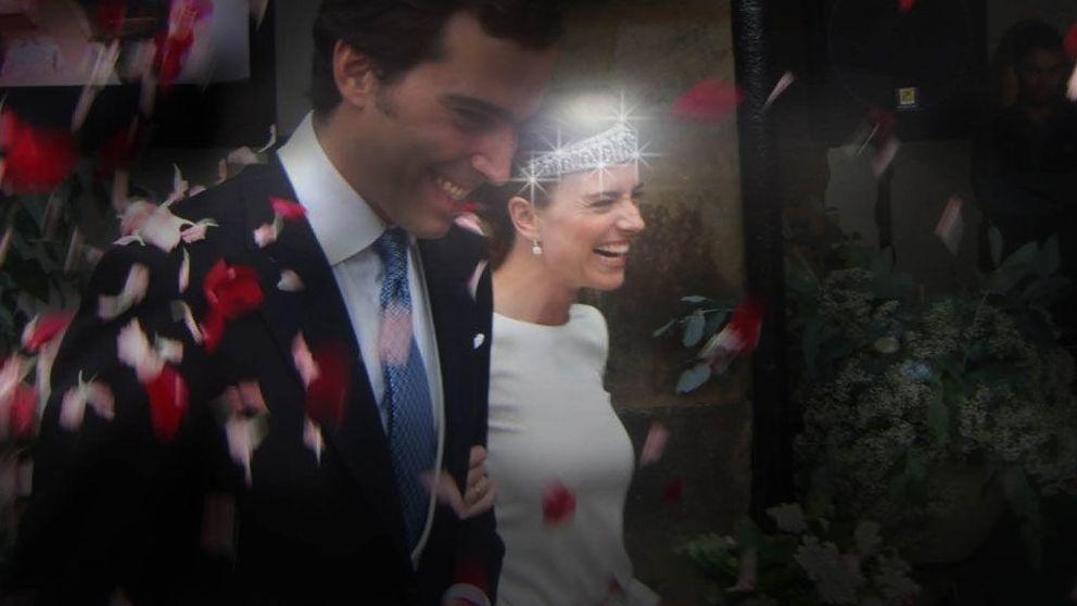 La prima condesa de Tamara Falcó y el robo de su tiara de un millón de euros