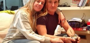 Post de El Profe Ortega y Cecilia di Luca, un matrimonio 'normal' en el foco