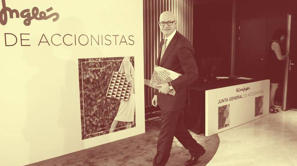 Foto: El presidente de El Corte Inglés, Jesús Nuño de la Rosa. (EFE)