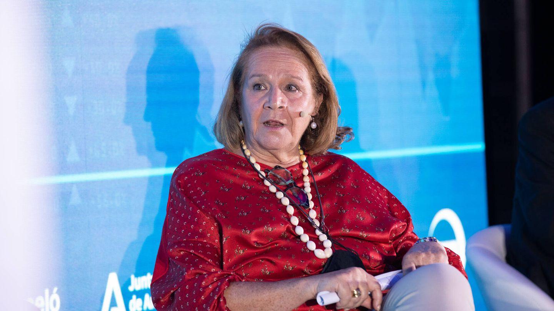 Concha Yoldi, presidenta de Persán.