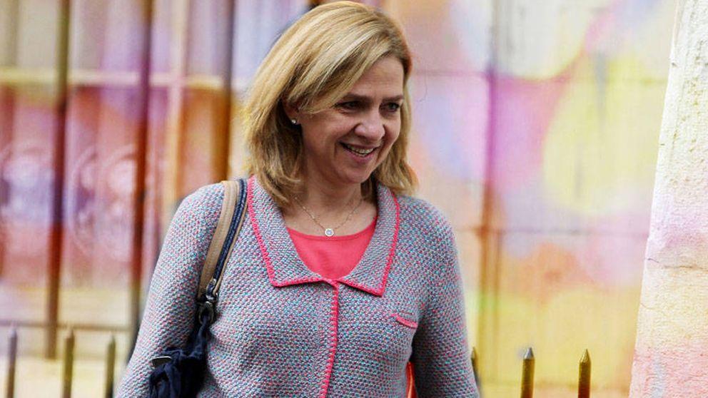 La infanta Cristina celebra sus 52 años con una cena con sus íntimos españoles