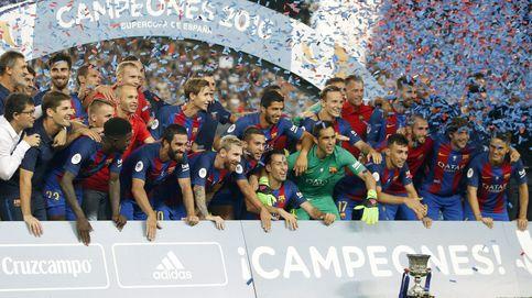 El Barça gana la Supercopa de España ante casi 2,5 millones (21,1%)