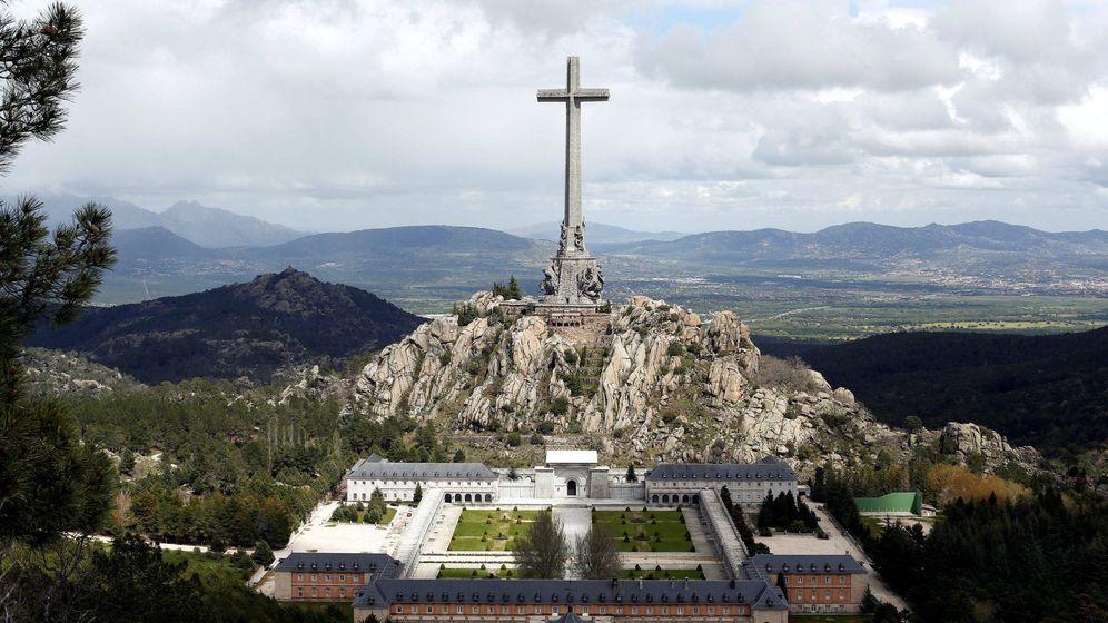 Foto: Vista general del Valle de los Caídos. (Foto: Reuters)