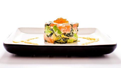 Banzai, comida rápida de sushi y sake