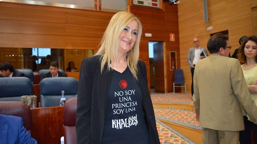 Cifuentes suma a empresas y sindicatos para que Madrid sea la nueva 'City'
