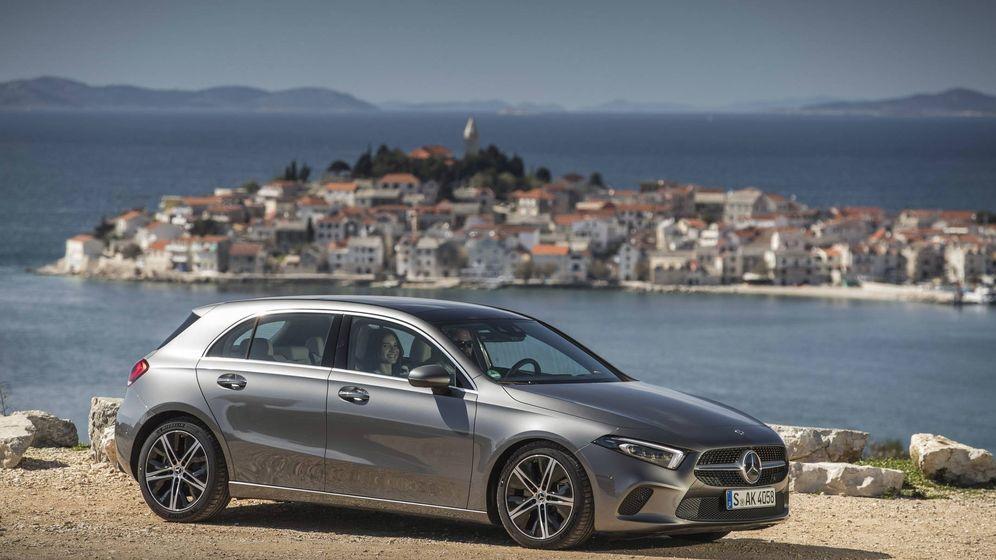 Foto: 5 millones de unidades vendidas del Mercedes Clase A