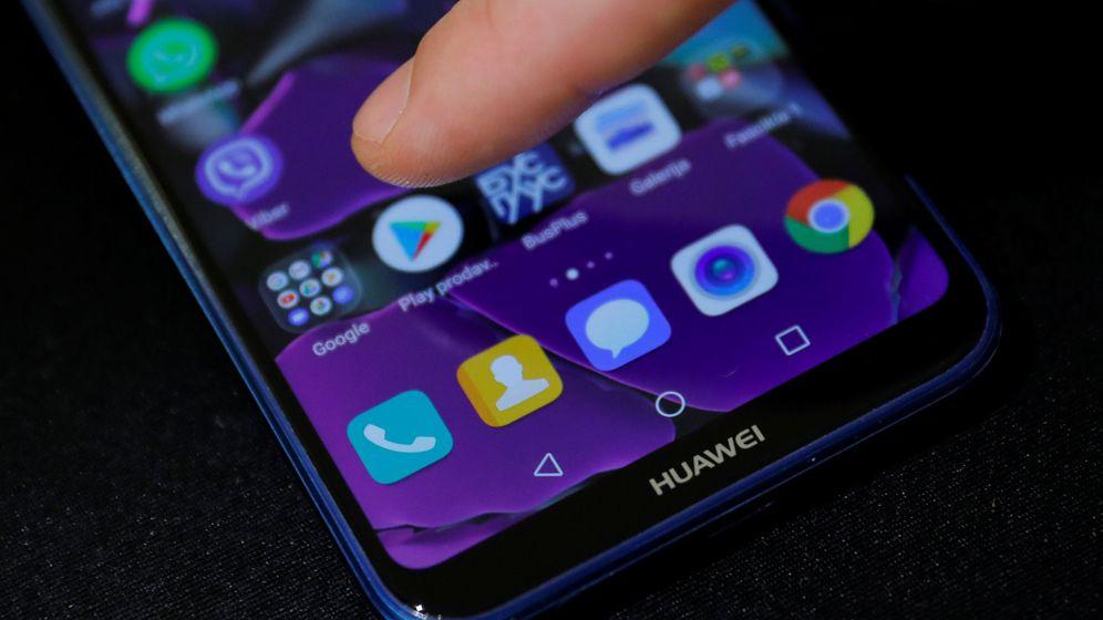 Foto: Aplicaciones móviles con las que poder ahorrar tiempo y dinero (REUTERS/Marko Djurica)