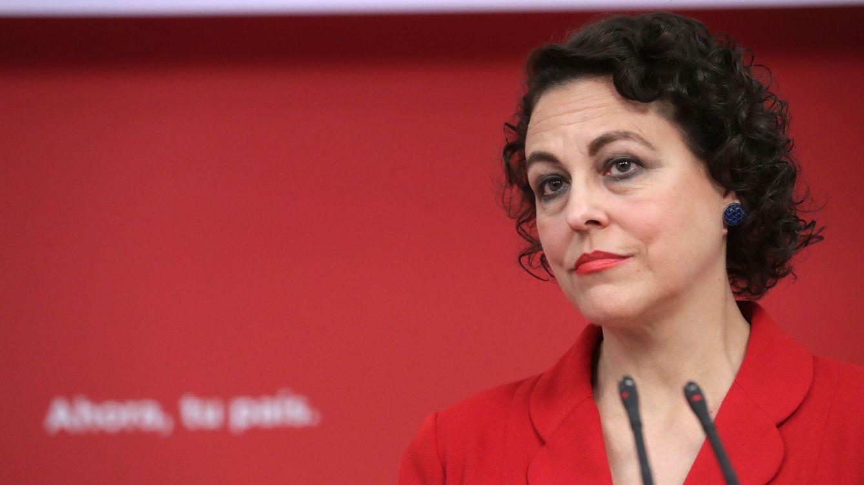 Foto: Magdalena Valerio será la nueva ministra de Trabajo. (EFE)