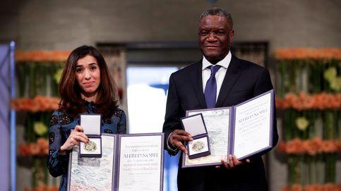 Mukwege y Murad recogen el Nobel de la Paz