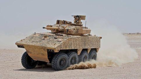 El cañón que puede 'desatascar' el polémico programa del blindado español