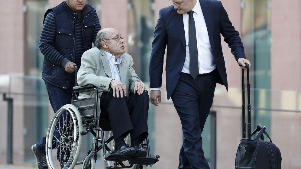 Foto: El juicio del caso Palau, antes de la lectura de conclusiones en Barcelona | Foto: EFE