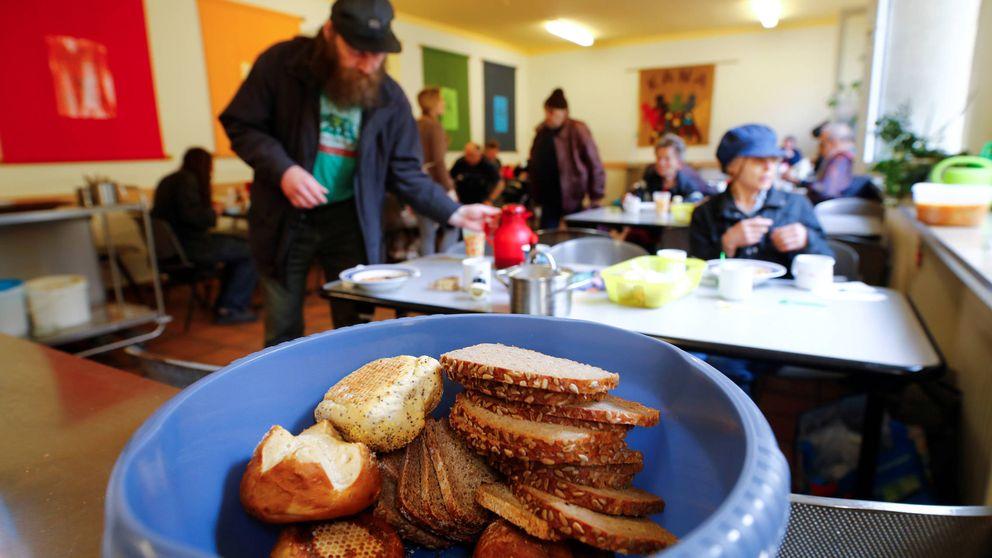 """Los bancos de alimentos, el """"sismógrafo"""" de la pobreza en Alemania"""