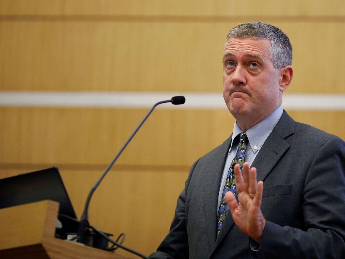 Foto: El presidente de la Fed de San Luis, James Bullard. (Reuters)