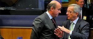 Foto: Guindos: La recuperación en España es difícil mientras persistan las dudas sobre el euro