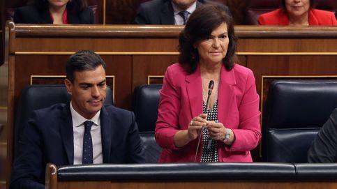 El PSOE reprueba los insultos machistas del PP contra Carmen Calvo en el Congreso
