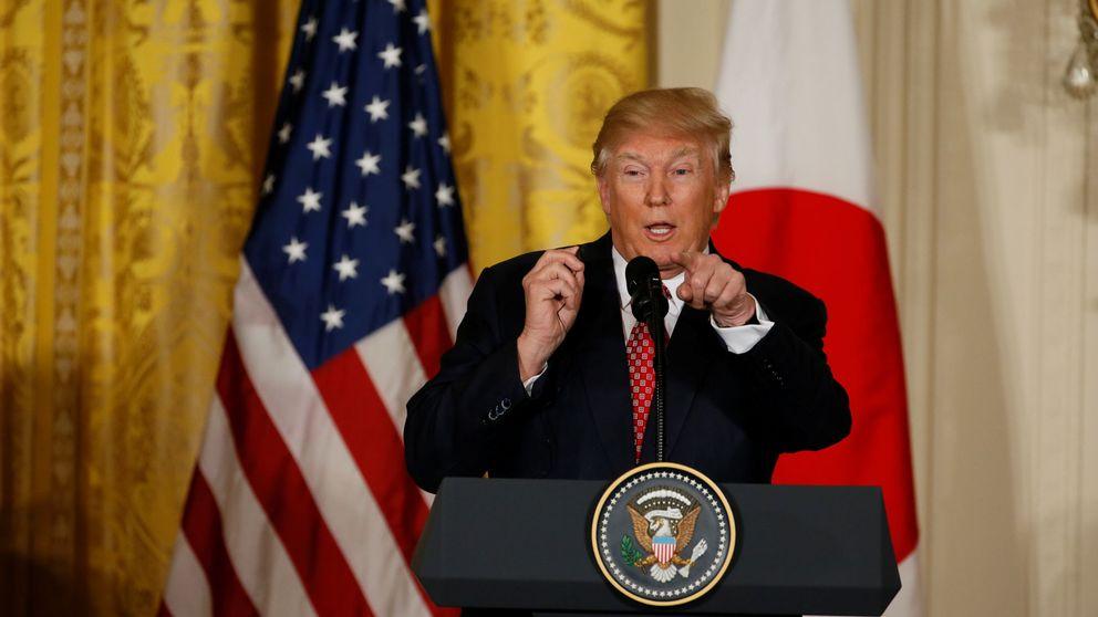 Trump asegura que el coste del muro bajará muchísimo en cuanto se involucre