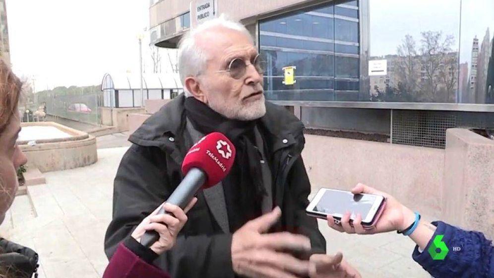 Foto: Agapito García, antes del juicio. (La Sexta)