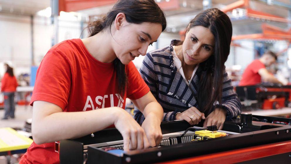 La ingeniera española detrás del robot anticovid-19: La única salida es la robotización