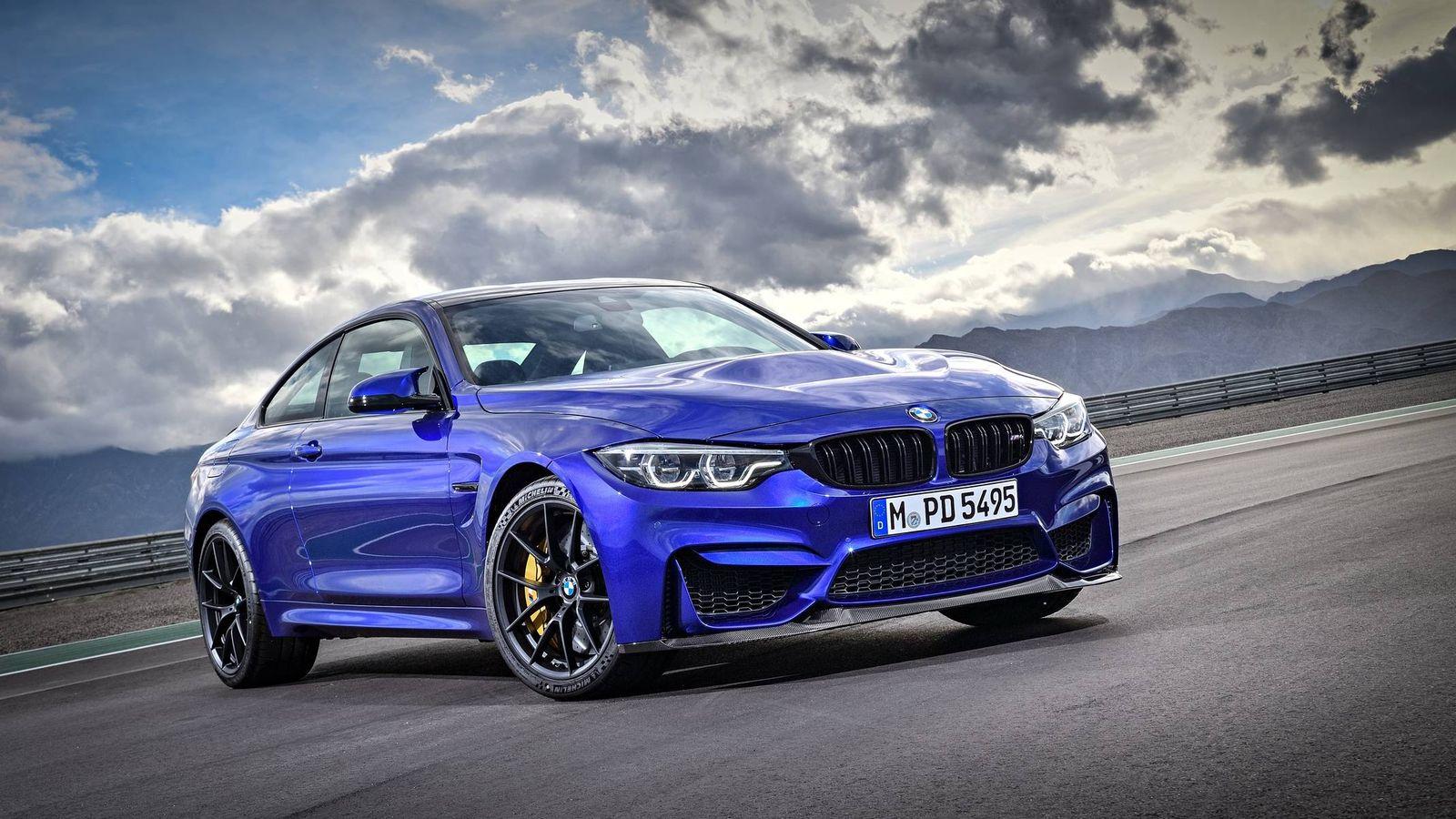 Foto: Nuevo BMW M4 CS, entre el deportivo M4 y el radical M4 GTS