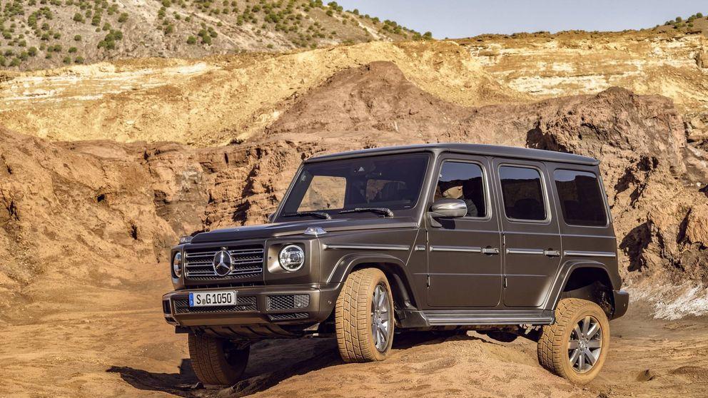 Nuevo Mercedes G, todoterreno imparable