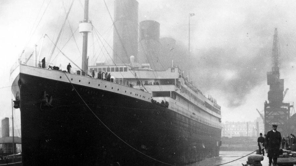 ¿Y si el Titanic no se hundió solamente por chocar con un iceberg?